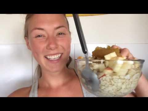 was ich an einem Tag esse || vegan 10/50