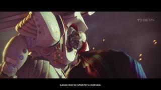 Destiny 2 cinématique de fin de la première mission
