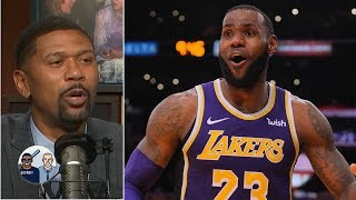 Kevin Durant's comments are about NBA media not LeBron James - Jalen Rose | Jalen & Jacoby