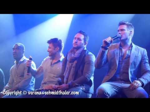 Blue - Best In Me (Vienna 2013 - Part 5) HD