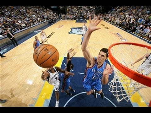 Steven Adams Crazy Block Party and You're All Invited