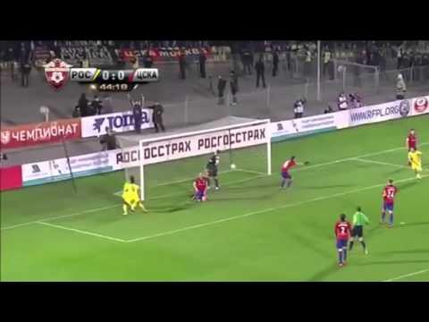 Ростов 2:0 ЦСКА