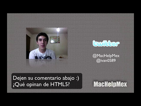 Demos y ejemplos de HTML 5 .... ¿adios Flash?
