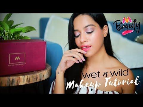 Myntra Summer Beauty Guide : Wet n Wild Affordable Makeup Tutorial