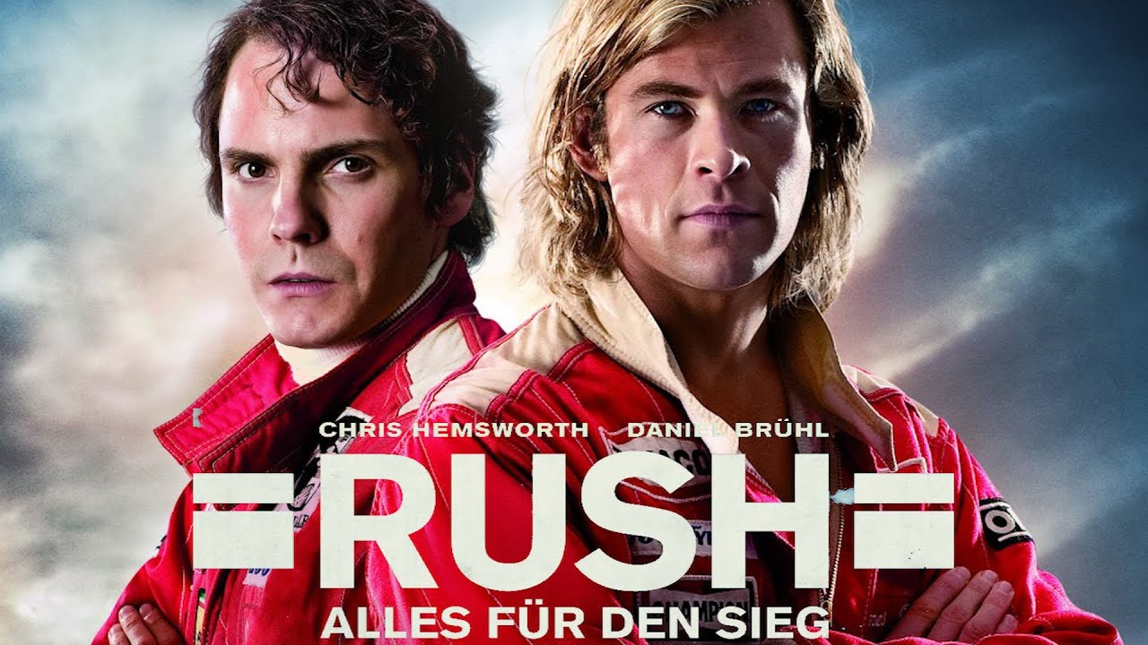 rush in deutsch