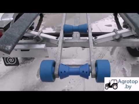 как сделать колесо для прицепа лодки