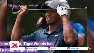 Vì sao dính scandal, Tiger Woods vẫn được các nhãn hàng tin tưởng | VTV24