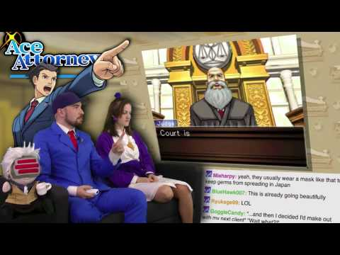 Turnabout Memories! - Phoenix Wright: Trials and Tribulations is AWESOME! - Part 1