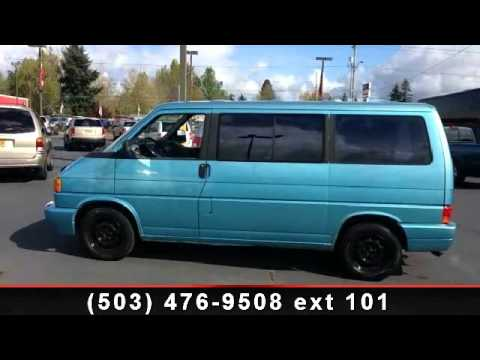 1993 Volkswagen EuroVan - Power Buick GMC - Corvallis, OR 9