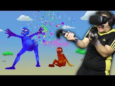 BUTTS и Accounting VR HTC Vive | Волшебные Задницы | Упоротые Игры