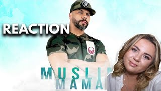 REACTING TO Muslim - Mama [Official Audio 2018] مسلم ـ ماما