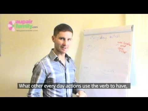 English Lesson - Beginners - 4 of 7