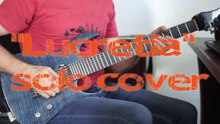 THE SHRINK Franco Lama - Lucretia (Marty Friedman solo cover - Megadeth)