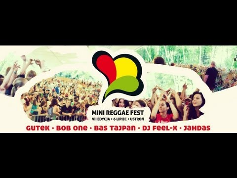 MINI REGGAE FEST 2013 (spot HD)