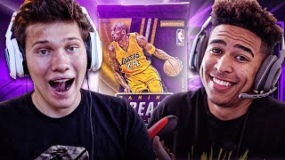 NBA 2K17 IRL PACK AND PLAY VS LSK!!