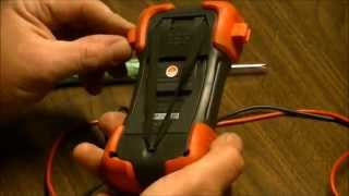 Innova 3320 Auto Range Multimeter How To Change The Batteries