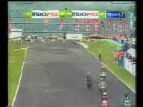 final road race indoprik 110 cc