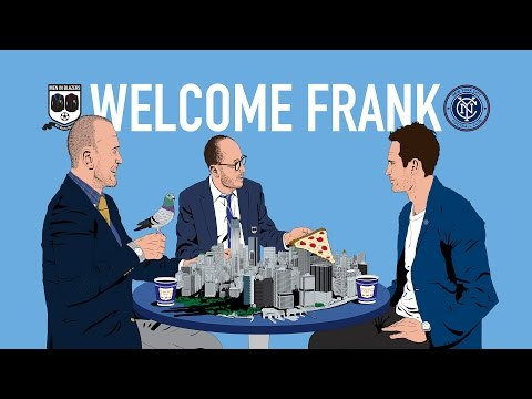Frank Lampard meets Men In Blazers