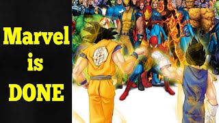 Shonen Jump ready to put toxic ComicPros on the street. Let's laugh at Marvel and DC for being dumb!