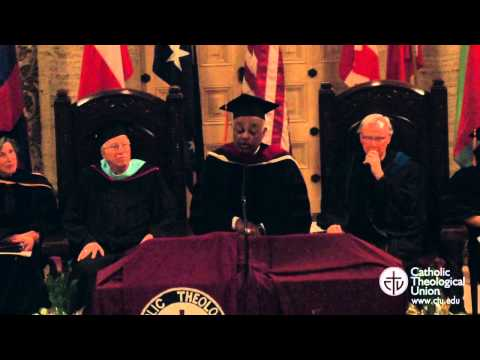 Catholic Theological Union: Archbishop Wilton D. Gregory Honorary Degree - Commencement Speech