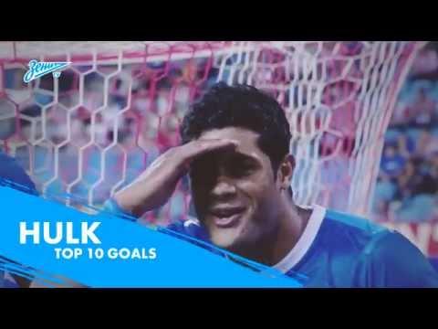 Hulk's top ten goals for Zenit / 10 лучших голов Халка за «Зенит»