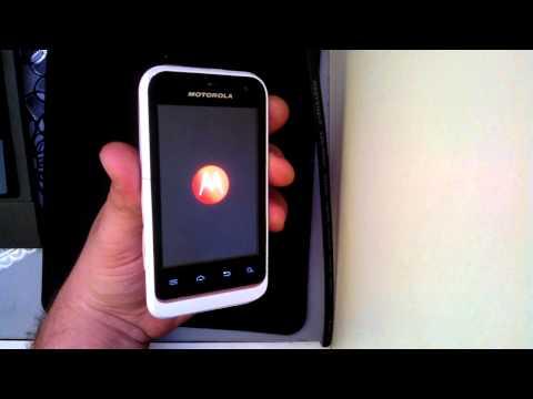Dr.Celular - Motorola XT320 XT321 - Hard Reset - Desbloquear - Resetar (Defy Mini)