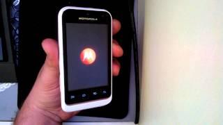 Motorola XT320 XT321 - Hard Reset - Desbloquear - Resetar (Defy Mini)