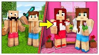 SIAMO DIVENTATI RAGAZZE! - Minecraft ITA