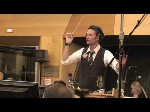 Brian Tyler conducts The Legend for Dragonball Evolution
