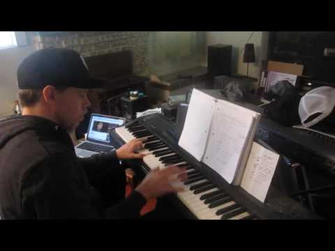 Ludacris Move B*tch Get Out the Way Piano Cover