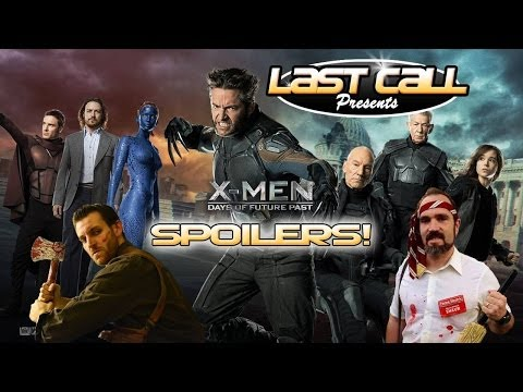 X-Men Days of Future Past Review (With Spoilers): Last Call: Brewviews
