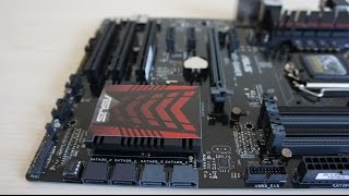 ASUS H81 Gamer inceleme, test, overclock i7 4790K