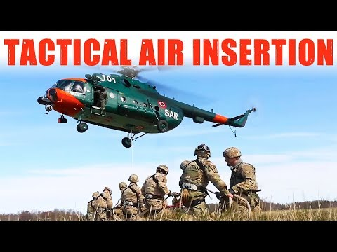 Canadian Tactical Air Insertion