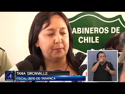 DECOMISAN DECODIFICADORES SATELITALES EN ZONA FRANCA