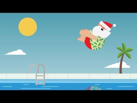 Seguí en vivo el recorrido de Papá Noel por todo el mundo