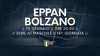 Serie A1M [14^]: Eppan - Bolzano 24-35
