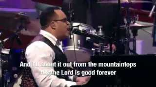 Lakewood Church Worship - 3/25/12 11am -  More and More feat. Israel Houghton