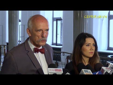 Janusz Korwin-Mikke: Jak NIE popierać terrorystów?