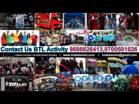 BTL Promotion Events Agency in Hyderabad