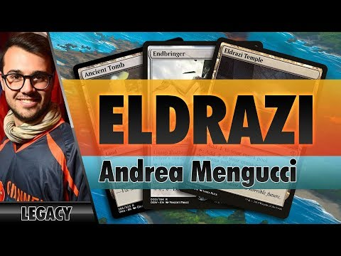 Eldrazi Stompy - Legacy | Channel Mengucci