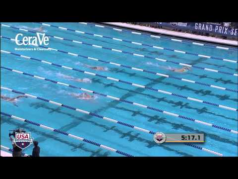 Men&#039;s 1500m Freestyle Final.TS