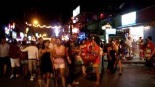 Patong Bangla Road