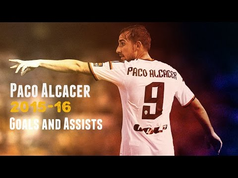 Paco Alcacer||2015-16 ||Season Review