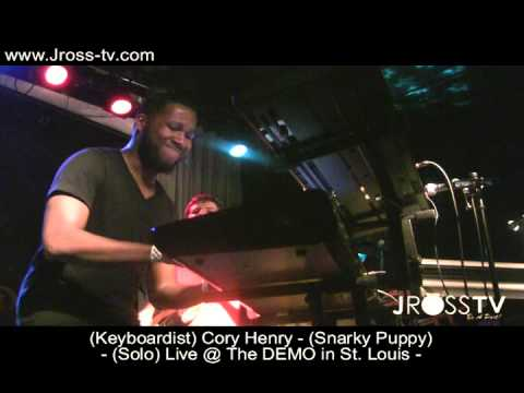 James Ross @ (Keyboardist) Cory Henry -