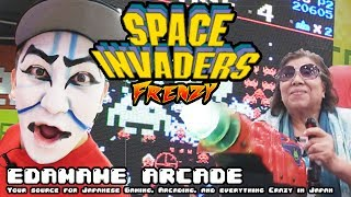Gun shooting Granny on a FRENZY!! | Arcade Game: Space Invaders Frenzy | Ep:2