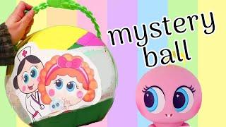 LOL Big Surprise CUSTOM Ball Distroller Babies DIY ! Toys and Dolls Fun for Kids | SWTAD