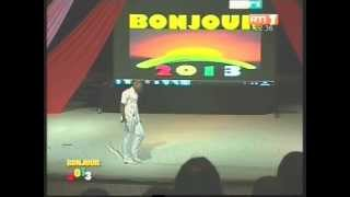 Divertissement/Bonjour 2012: Prestation de Ramatoulaye