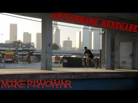 SwitchMade - Renegade - Mike Piwowar