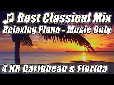 CLASSICAL MUSIC for Studying Reading Best 4 HOUR Piano Study Songs Long Playlist Instrumental Musica