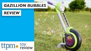 Gazillion Premium Bubbles Bubble Rush & Gazillion Premium Bubbles Bubblecycle from Funrise